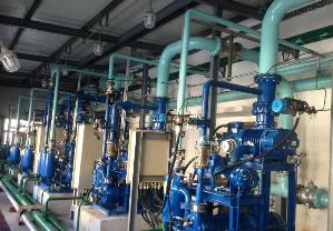 JZJS型羅茨水環泵真空機組