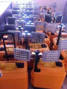 HYZS3609輕型多功能油電兩用升降照明燈