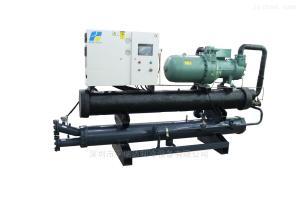 75w75hp水冷螺桿式冷水機