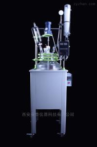 150L单层玻璃反应釜