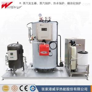 免安裝鍋爐系統-燃油氣蒸汽鍋爐(LWS0.2)