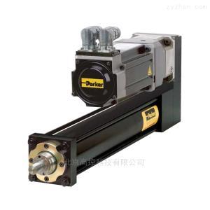 可選parker派克XFC190滾珠絲杠式電動缸執行器