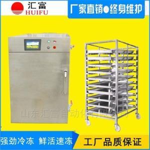 CDW-196匯富對蝦速凍機五分鐘快速冷凍