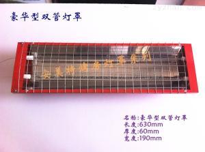 碳纖維加熱管燈罩紅外線燈罩——江蘇安美特定制電熱管燈罩