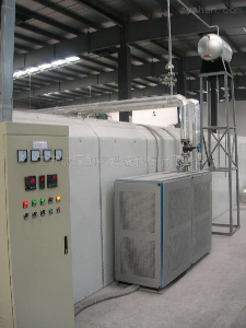 GYD-360kw瀝青膠水反應釜用電加熱導熱油爐