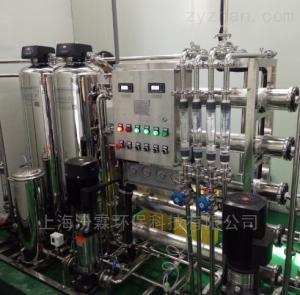 BR-0.5T醫院注射針劑用純化水設備