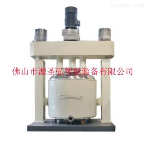 廣東5000L強力分散機 玻璃膠設備基料攪拌機