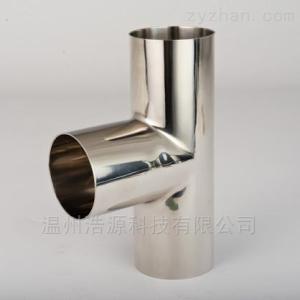 衛生級焊接快裝三通彎頭廠家價格