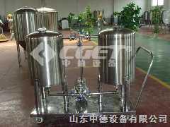 啤酒CIP清洗系統