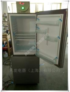 BL-200實驗室大容量雙門雙溫不銹鋼防爆冰箱