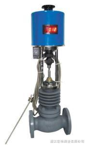 ZZWPE自力式電動溫度調節閥,自力式溫控閥,電動溫控閥