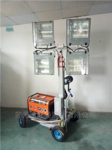 優質供應移動照明升降泛光燈