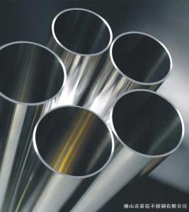 201 202 304 316L佛山304不銹鋼鋼管304不銹鋼焊管304圓管拋光裝飾304不銹鋼管材