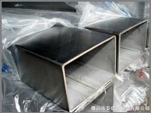 201 304 316不銹鋼裝飾管,不銹鋼管材,304不銹鋼方管