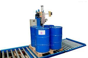 IBC桶灌装线IBC桶全自动灌装线 化工大桶灌装设备