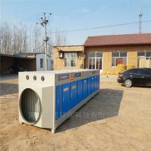 YZ-GY-10000voc烤漆废气除味净化器 光氧废气处理设备