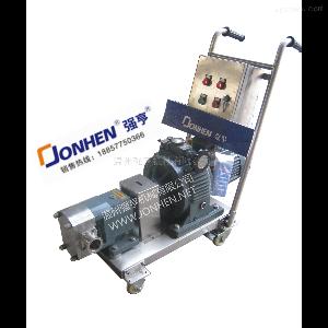 ZB3A-3凸輪轉子泵 移動萬用輸送泵 三葉泵