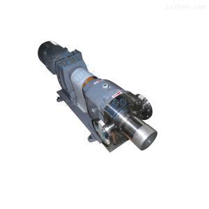 通用型轉子泵上海寧能通用型不銹鋼轉子泵