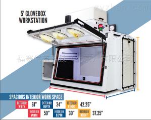 美国Flow SciencesOEB5高活性手套箱隔离器