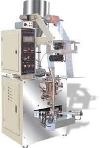 S-1800P/1800D全自動顆粒/液體三角包裝機