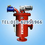 高效自動排污過濾器/全自動壓差過濾器/自清洗水過濾器/不銹鋼過濾器
