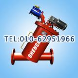 不銹鋼自清洗過濾器/水過濾器/管道過濾器