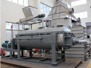 JYG氟化鈣污泥干燥機