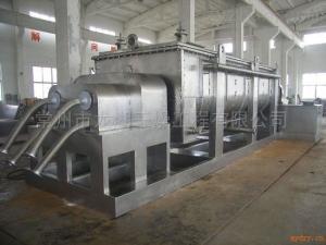 JYG污泥蛋白空心桨叶干燥机
