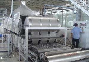 6FP-400全自動粉皮機正確的安裝和調試步驟