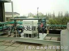 SH萬森工業循環冷卻水處理旁濾設備|過濾砂缸|石英砂過濾器|砂濾罐|旁流水處理設備