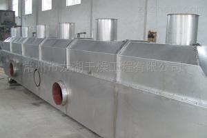 GZQ橡膠助劑高效干燥機