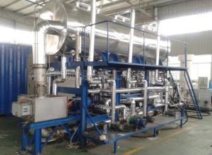 MVR氯化钠废水蒸发器