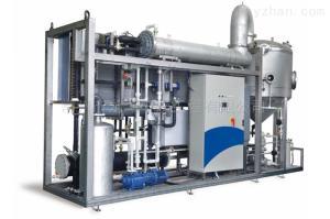 MVR機械式再壓縮蒸發器