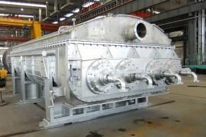 JYG鍋爐煙灰槳葉干燥機