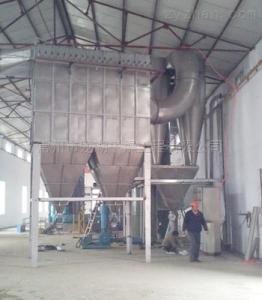MF生物质燃料锅炉布袋除尘设备