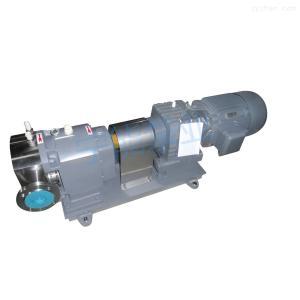 保溫冷卻式上海寧能保溫冷卻式不銹鋼轉子泵