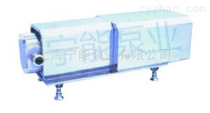 醫藥級上海寧能醫藥級不銹鋼轉子泵