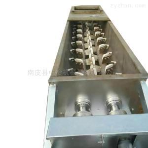 SJ泊頭粉塵加濕機 雙軸加濕攪拌機生產廠家