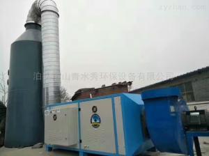 全15000風量烤漆房UV光氧凈化器+18.5風機