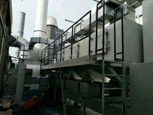 全铸造厂专用0.5吨中频炉除尘器方案过环评