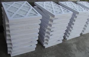 齊全上海紙框過濾網廠家/空調箱過濾器