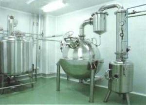 生物制药设备球形浓缩器
