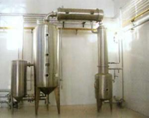 回收濃縮器