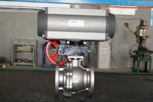 Q641F气动钛球阀 特种材质球阀 价格优惠