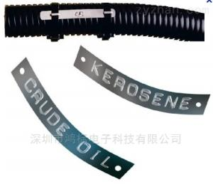 M1101DYMO便攜式手動金屬標簽刻字機M1101