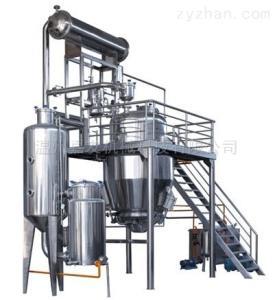JY-TQ-1000中藥提取罐  動態提取濃縮機組