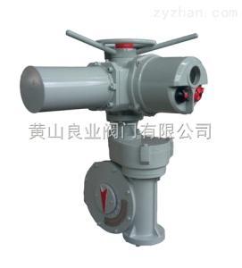 HQ1/XY系列調速型部分回轉閥門電動裝置