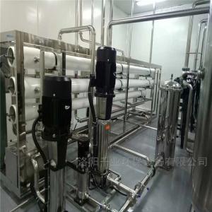 QY小型反滲透純水設備