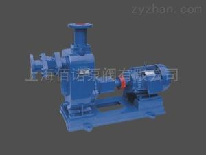 50ZW15-30PBZW自吸无堵塞排污泵