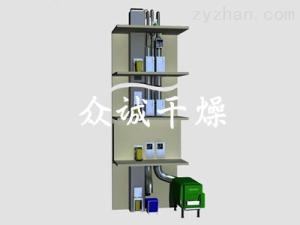 KJC-600智能污物管道物流系统 输送机械